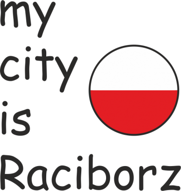 Print Mug 330ml My city is Raciborz - PrintSalon