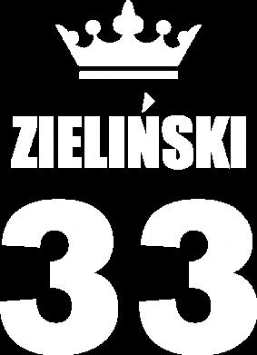 Print Czapka trucker Imię, cyfra i korona - PrintSalon