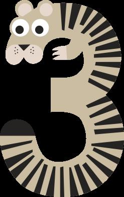 Print Plecak z przednią kieszenią Figurka zwierzęca od 3 lat - PrintSalon