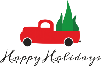 Print Etui na iPhone 11 Happy Holidays! - PrintSalon