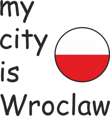 Print Etui na iPhone 11 Pro Max My city is Wroclaw - PrintSalon
