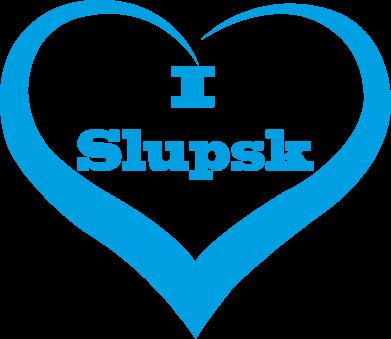 Print Mug 330ml I love Slupsk - PrintSalon