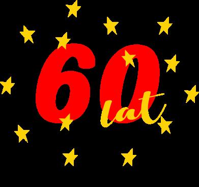 Print Etui na Xiaomi Mi6 60 lat, z gwiazdami - PrintSalon