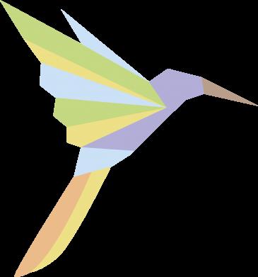 Print Phone case for Samsung S10 Bird flying abstraction - PrintSalon