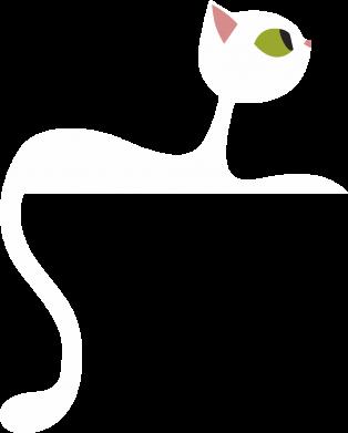 Print Men's Polo shirt Cat with green eyes resting - PrintSalon