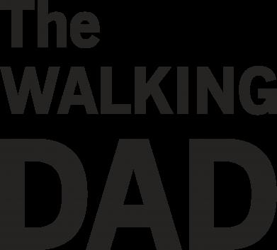 Print Kubek-kameleon The walking dad - PrintSalon