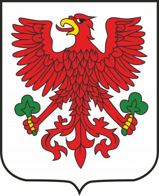 Print Sweatshirt Gorzow Wielkopolski coat of arms - PrintSalon