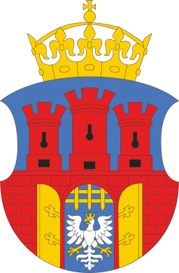 Print Sweatshirt Krakow coat of arms - PrintSalon