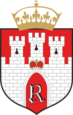 Print Water bottle Radom coat of arms - PrintSalon