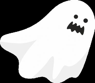 Print Bokserki męskie Terrifying ghost - PrintSalon