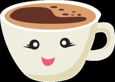 Print Bokserki męskie A cup of coffee - PrintSalon