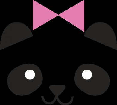 Print Phone case for Samsung S10 Panda girl - PrintSalon