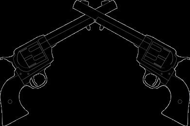 Print Kubek-kameleon Gun Clyde - PrintSalon