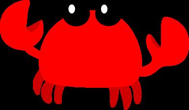 Print Bokserki męskie Small pink crab - PrintSalon