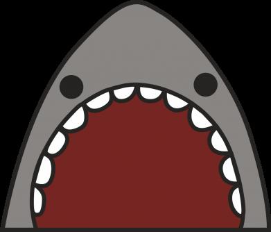 Print Bluza (raglan) Shark - PrintSalon
