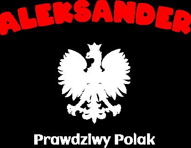 Print Notes Aleksander jest prawdziwym Polakiem - PrintSalon