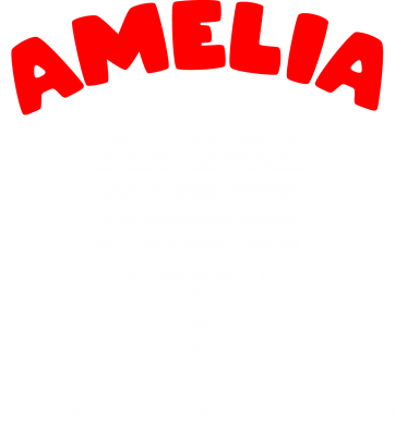 Print Notes Amelia jest prawdziwą Polką - PrintSalon