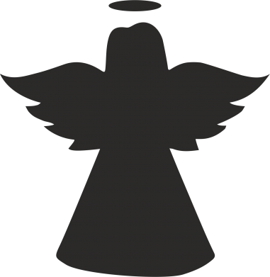 Print Baby bodysuit Angel - PrintSalon