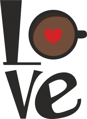 Print Etui na iPhone 11 Pro Max Love coffee - PrintSalon