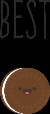 Print Etui na iPhone 11 Pro Max Best cookie - PrintSalon