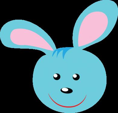 Print Etui na iPhone 11 Morda niebieskiego króliczka - PrintSalon
