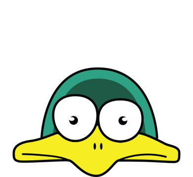 Print Bokserki męskie Quack - PrintSalon