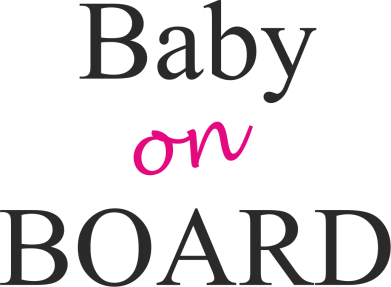 Print Etui na iPhone 11 Pro Max Baby on board - PrintSalon
