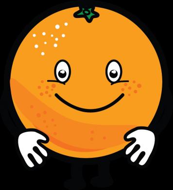 Print Mug 330ml Orange - PrintSalon