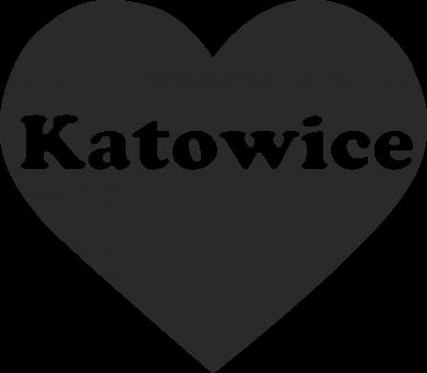 Print Etui na iPhone 5/5S/SE Katowice w sercu - PrintSalon