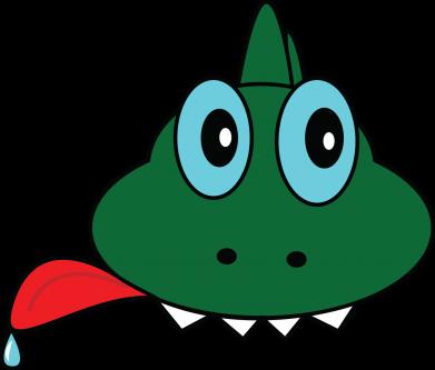 Print Sweatshirt Muzzle lizard - PrintSalon