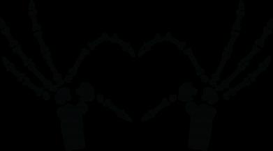 Print Etui na iPhone 11 Znak serca - PrintSalon
