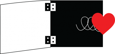 Print Etui na Xiaomi Redmi 7 Serce na sprężynce - PrintSalon