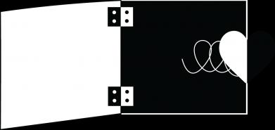 Print Etui na iPhone 11 Serce na sprężynce - PrintSalon