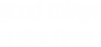 Print Plecak z przednią kieszenią Good things take time - PrintSalon