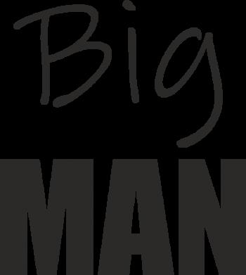 Print Mug 330ml Big man - PrintSalon