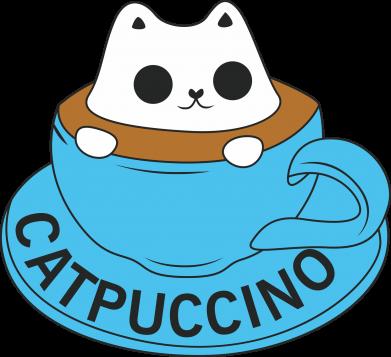 Print Bokserki męskie Catpuccino - PrintSalon