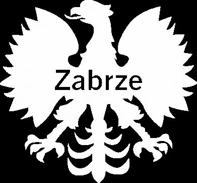 Print Bokserki męskie Zabrze heraldyczny orzeł - PrintSalon