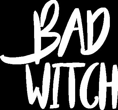 Print Notes Bad witch - PrintSalon