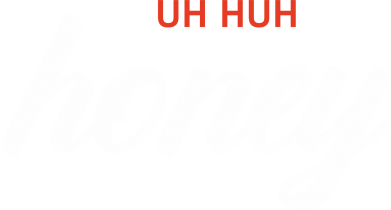 Print Bokserki męskie Uh huh honey - PrintSalon