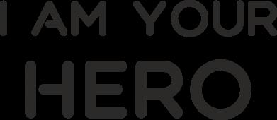 Print Etui na Xiaomi Mi6 I'm your hero - PrintSalon