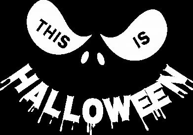 Print Notes This is halloween - PrintSalon