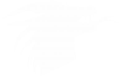 Print Notes Ferocious dragon in profile - PrintSalon