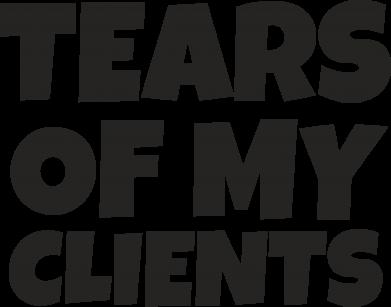 Print Etui na Xiaomi Mi6 Tears of my clients - PrintSalon