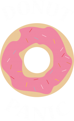 Print Sweatshirt Donut - PrintSalon