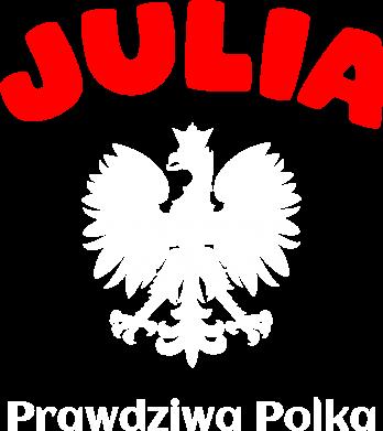 Print Notes Julia jest prawdziwą Polką - PrintSalon