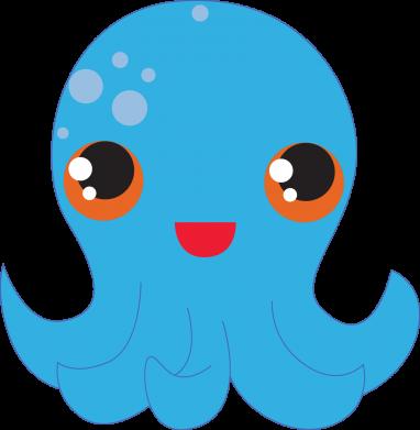 Print Etui na Xiaomi Redmi 7 Cute jellyfish - PrintSalon
