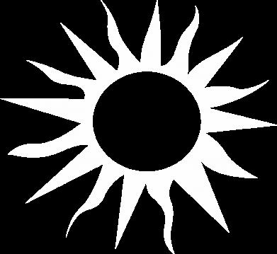Print Bokserki męskie Sun for the moon - PrintSalon