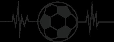 Print Mug 330ml Namiętna piłka nożna - PrintSalon