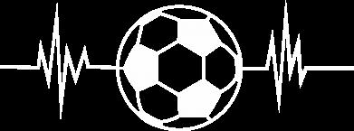 Print Men's hoodie Namiętna piłka nożna - PrintSalon