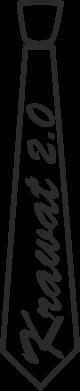 Print Mug 330ml Krawat 2.0 - PrintSalon